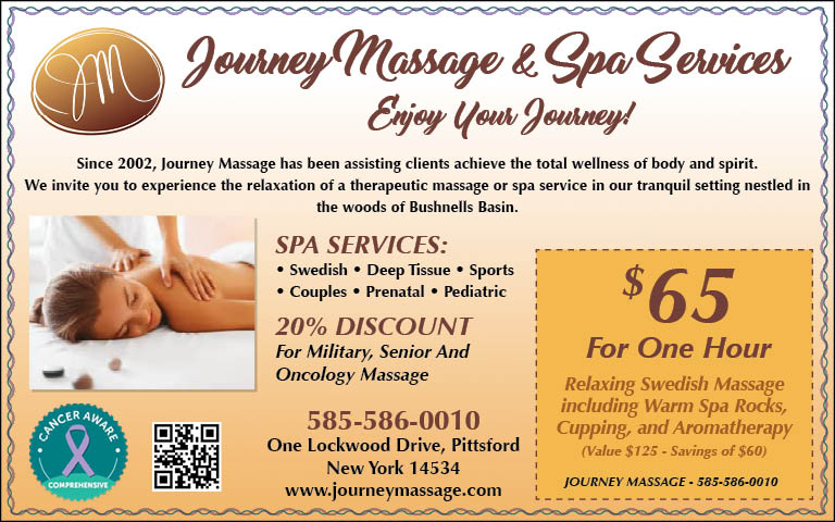 JOURNEY MASSAGE & SPA SERVICES