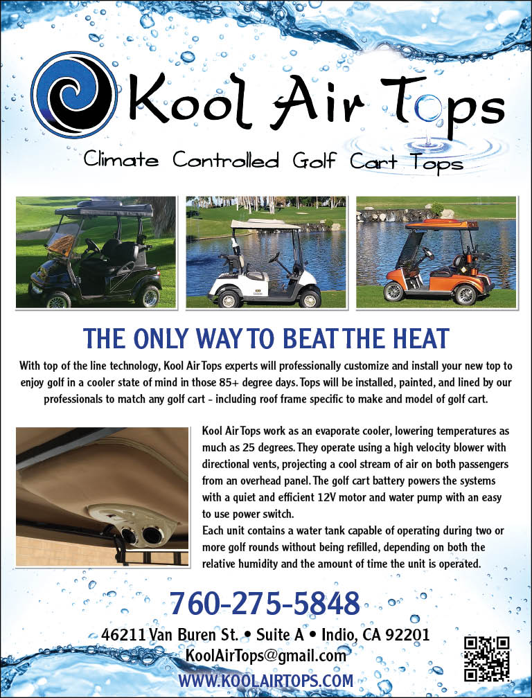 Kool Air Tops