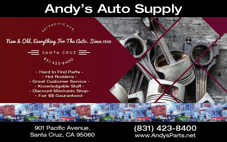 ANDY'S AUTO SUPPLY