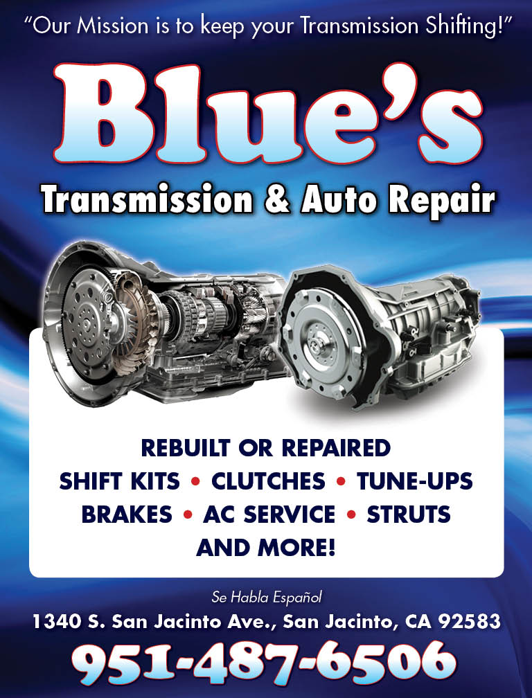 BLUES' TRANSMISSION & AUTO REPAIR