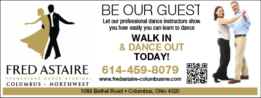 Fred Astaire Dance - Columbus