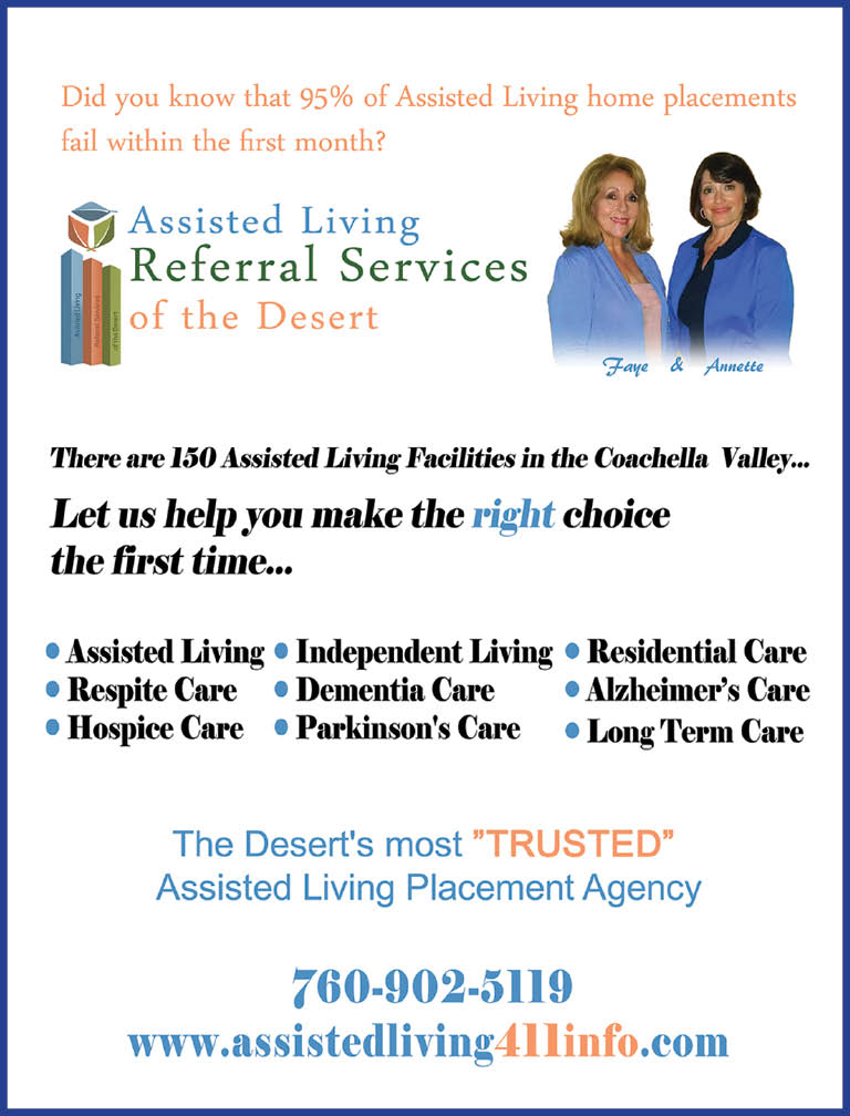 Assisted Living Referral Services